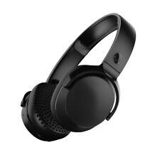 Skullcandy Riff Wireless On-Ear Headphones with Mic - Black (refurbished)