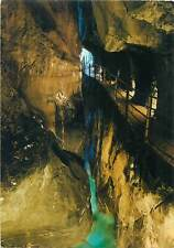 Postcard Switzerland trummelbachfall bei lauterbrunnen cave
