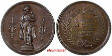 FRANCE Bronze 1833 Medal Re-installation of Napoleon´s Statue UNC Sch-1592