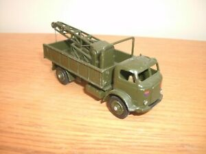 DINKY TOYS, FORD ARMY BREAKDOWN TRUCK ,  No.626, 1:43, VGC, MADE-UP MODEL?
