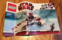 LEGO Star Wars Freeco Speeder (8085) Original INSTRUCTION MANUAL Only