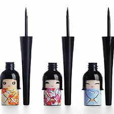 Hot Doll Black Liquid Eyeliner Waterproof Eye Liner Pen Pencil Makeup Cosmetic