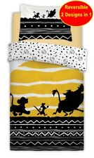 Disney The Lion King Single Duvet Quilt Cover Set Boys Kids Bed Gift Simba Pumba