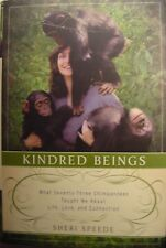 Kindred Beings -Sheri Speede hb book