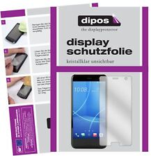 2x HTC U11 Life Protector de Pantalla protectores transparente dipos