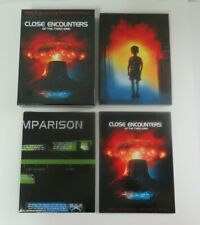Close Encounters Of The Third Kind - Dvd Box Set 30Th Anniversary 3 Disc Set
