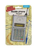 Topshop Retrò Indie Cellulare Notebook Blocco Note di carta regalo funky gratis P&P TSJ1