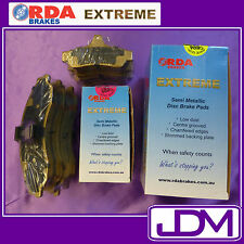 RDA EXTREME Front & Rear Brake Pads to suit FORD EXPLORER UN UP US 4.0Ltr