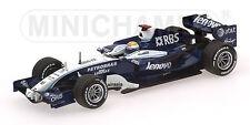 Williams Toyota FW29 N.Rosberg 2007 400070016 1/43 Minichamps