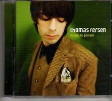 (CR34) Thomas Fersen, Le Jour Du Poisson - 1997 CD