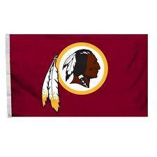 WASHINGTON REDSKINS Football NFL Deluxe All Pro Design 3' x 5' Banner Flag