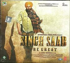 SINGH SAAB - NEW ORIGINAL BOLLYWOOD SONGS CD - FREE UK  POST