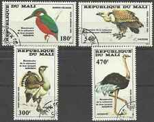 Timbres Oiseaux Mali PA503/6 o lot 17577