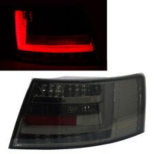 LED Lightbar Rückleuchten für Audi A6 4F Limo Bj. 04-08 Smoke 7-Pin Stecker