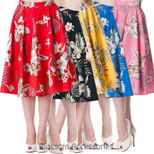 Unbranded 50's, Rockabilly Knee-Length Skirts for Women