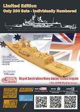 1/700 Dodomodels 70008 Royal Australian Navy ANZAC class frigate (Pre ASMD)