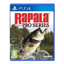 Rapala Fishing Pro Series Ps4 PlayStation 4 UK Postage