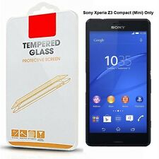 Tempered Glass Mobile Phone Screen Protector For Sony Xperia Z3 Compact Mini