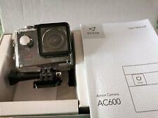 Victure AC 600 Action Kamera 4K WIFI Unterwasserkamera Sport Cam Actioncam