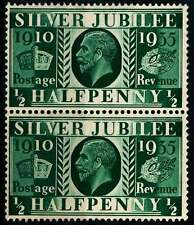 Mint Never Hinged/MNH Royalty Great Britain George V Stamps