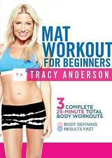 Tracy Anderson: Mat Workout for Beginner DVD