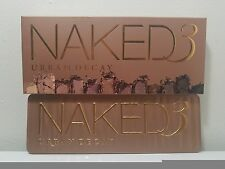 *NEW IN BOX* Urban Decay NAKED 3 Eye Shadow Palette ~ 100% Authentic