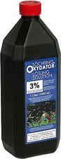 LIQUOGENE RECHARGE  OXYDATOR D ET MINI 1L 3% ref 130114 LOT DE 3 BOUTEILLES