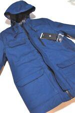 Tavik Men's Ruger Interface Weatherproof Parka Jacket Blue size Small