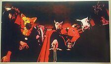"Church of Satan Anton LaVey Disciples GIANT WIDE 42"" x 24"" Poste Art Evil 666"