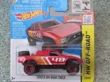 Véhicules miniatures Hot Wheels First Editions Toyota
