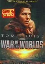 War of The Worlds 0678149439229 With Tom Cruise DVD Region 1