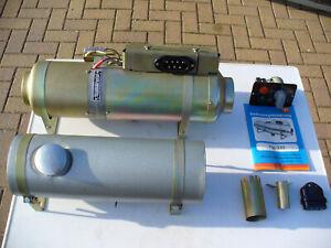 Neue Sirokko Dieselstandheizung 232 12V 4Kw IFA W50 DDR Stanheizung OVP