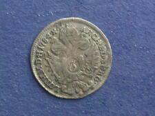 """3  Kreuzer ( Groschen )   1784 B Joseph II.  - """" selten """" RDR  W/17/973"""