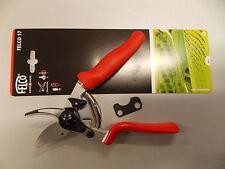 FELCO 17 Profi Gartenschere Linkshänder für Kleine Hände mit Rollgriff: FELCO 17