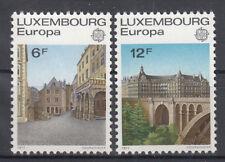 Europa CEPT neuf ** EU LUX 1977 Y&T Luxembourg 895 à 896
