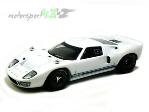 Ford GT40 1966 SOLIDO 1:43