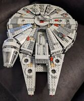 LEGO Star Wars Millennium Falcon only75105 Without Minifigures incomplete