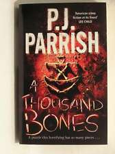 A Thousand Bones, PJ Parrish, New Book