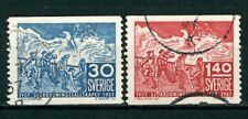 SWEDEN SVERIGE OLD STAMPS - 1957 - Rescue at Sea - USED