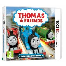 Thomas and Friends - Steaming Around Sodor Nintendo 3ds