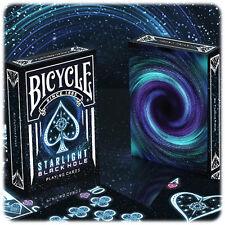 Mazzo di carte Bicycle Starlight Black Hole - Limited Edition - Carte da gioco