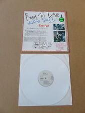 THE FALL Room To Live LINE LP ORIGINAL 1986 WHITE VINYL PRESSING LILP 4.00109 J