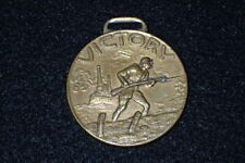 WWI US Victory Medal Local Award from Cohoes NY 'To Her Loyal Defenders' - RARE