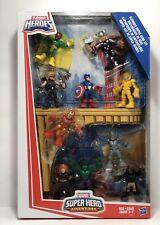 Playskool Heroes Marvel Super Hero Adventures Ultimate Set 10 Figures