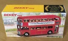 Dinky Vintage Manufacture Diecast Buses