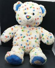 Build a Bear Ice Cream Sprinkles Good Condition Heart Beat&Laughter Voicebox