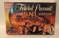 Trivial Pursuit  DVD SNL Edition ,Saturday NIght Live ,Jimmy Falon  New, Sealed