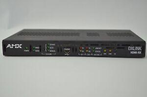 AMX DXLink RX - AVB-RX-DXLINK-HDMI