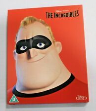 The Incredibles [Blu-ray] [Region Free] New