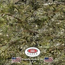 """Bass Fish CAMO DECAL 3M WRAP VINYL 52""""x15"""" TRUCK PRINT REAL CAMOUFLAGE"""